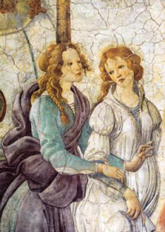 Alessandro Botticelli - The Three Graces
