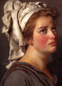 Jacques-Louis-David---Portrait-of-a-Young-Woman-in-a-Turban